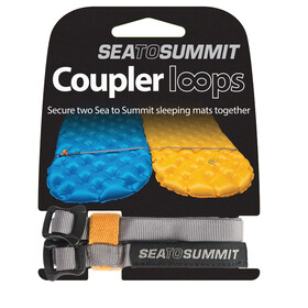 Sea to Summit Mat Coupler Kit Loops Grey